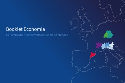 Booklet Economia: nel 1° trimestre 2016, per la prima volta, più 54 mila occupati in Lombardia rispetto al pre crisi