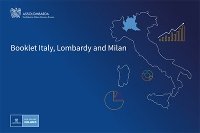 Booklet Italy, Lombardy and Milan N° 01/January 2016