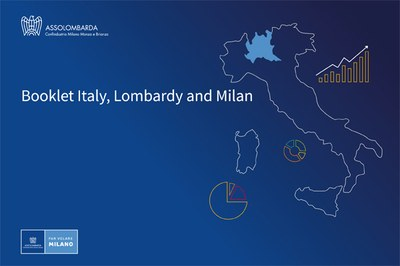 Booklet Italy, Lombardy and Milan N° 02/June 2016