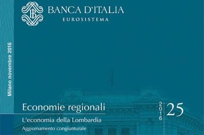 L'economia della Lombardia (novembre 2016)