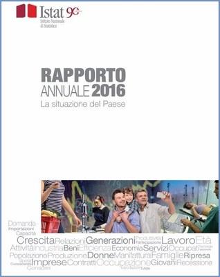 Rapporto annuale 2016 - La situazione del Paese