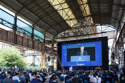 Alessandro Spada, Presidente Assolombarda - Assemblea Generale 2021