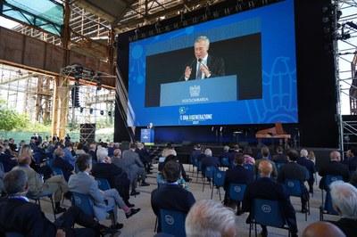 Assemblea Generale 2021 - Giuseppe Bonomi Amministratore Delegato di MilanoSesto