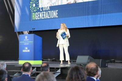 Assemblea Generale 2021 - Monica Maggioni, Giornalista RAI