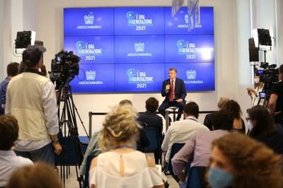 Conferenza stampa Assemblea Generale 2021