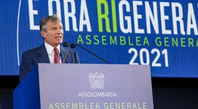 Assemblea Generale 2021 - Intervento di Alessandro Spada, Presidente Assolombarda