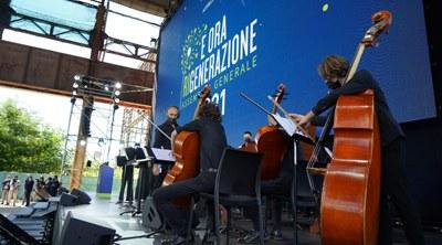 Assemblea Generale 2021 - Orchestra Sinfonica del Conservatorio di Milano