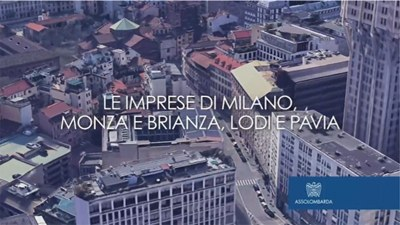 Assemblea Generale Assolombarda 2021 - Ex Aree Falck, MilanoSesto