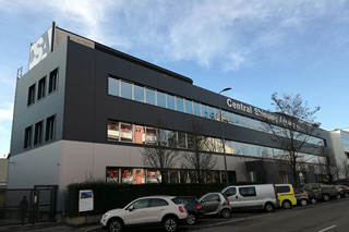 Restyling Central Shipping Agency