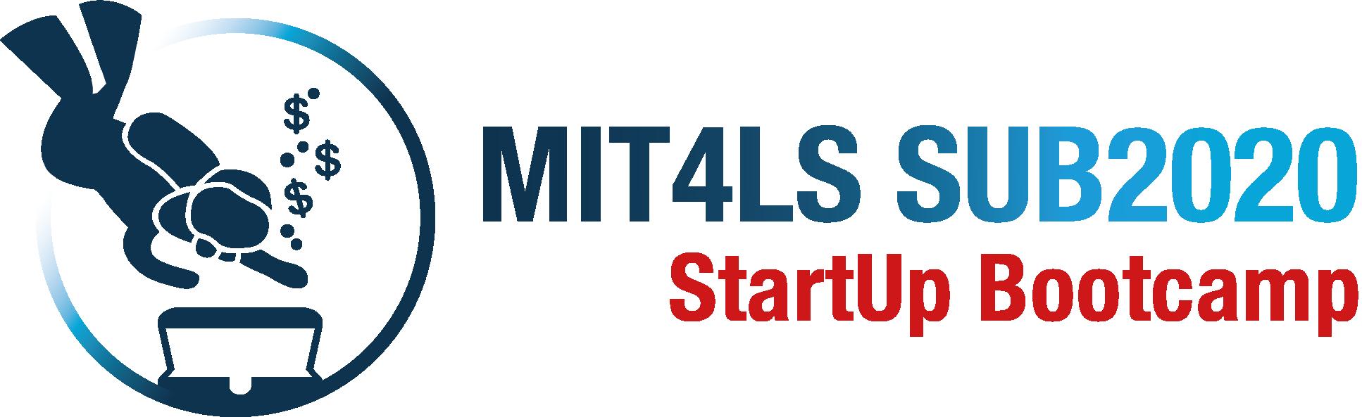 MIT4LS SUB2020 StartUp Bootcamp