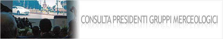 Consulta dei Presidenti dei Gruppi Merceologici