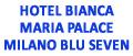 HOTEL BIANCA MARIA PALACE MILANO BLU SEVEN