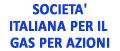 SOCIETA' ITALIANA PER IL GAS PER AZIONI