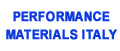 PERFORMANCE MATERIALS ITALY