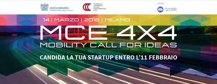 Assolombarda e Camera di Commercio lanciano la terza edizione di MCE4X4 e chiamano a raccolta startup e corporate in cerca di innovazione