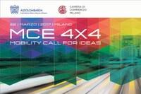 """Assolombarda lancia la call for ideas di """"MCE4X4"""" e chiama a raccolta le startup"""