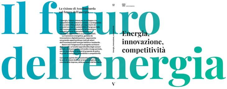 """Assolombarda presenta il libro bianco """"Il Futuro dell'Energia"""""""