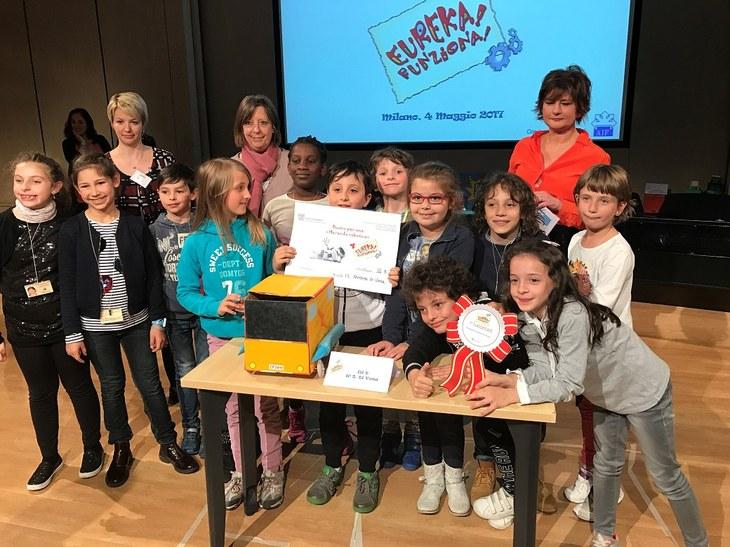 Eureka! Funziona! oltre 70 bambini si sfidano in Assolombarda per l'invenzione meccatronica più originale