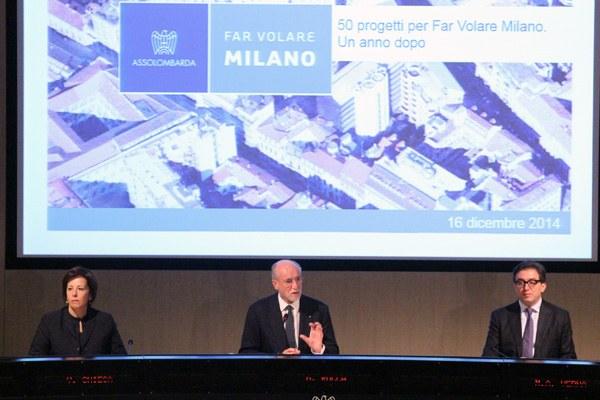 """I 50 Progetti """"Far Volare Milano"""" - Un anno dopo. Fiducia nel futuro"""