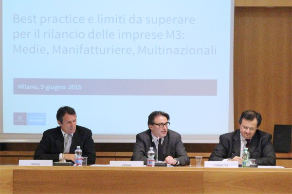 Innovazione, internazionalizzazione e capitale umano: driver di crescita delle imprese M3
