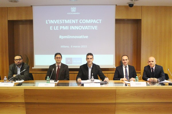 L'Investment Compact e le Pmi innovative