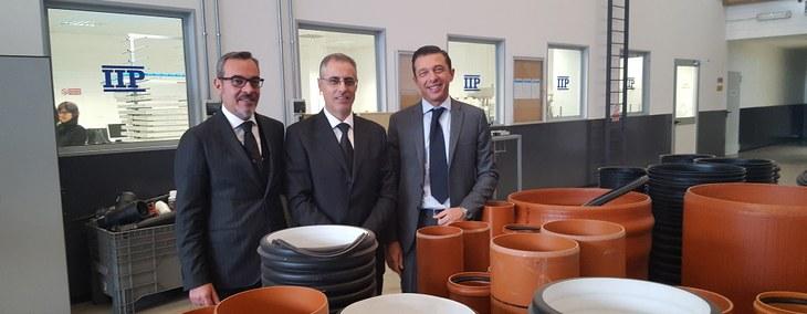 La sesta edizione in Brianza tra le imprese del settore gomma-plastica