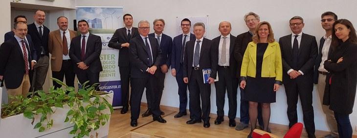 Luca Donelli è il nuovo Presidente del Lombardy Energy Cleantech Cluster