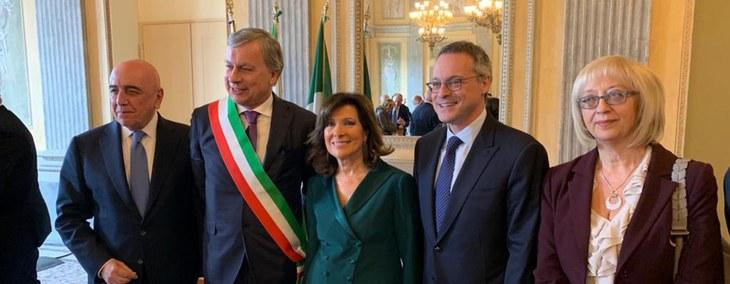 Discorso di Carlo Bonomi, Presidente di Assolombarda, in occasione dell'incontro con Maria Elisabetta Alberti Casellati, Presidente del Senato