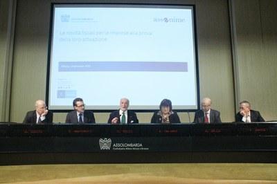 """Rocca: """"Una stretta collaborazione tra imprese e Agenzia per semplificare la vita delle imprese"""""""