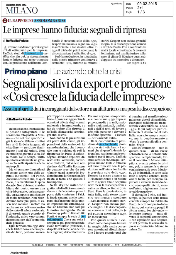 Corriere Polato 1