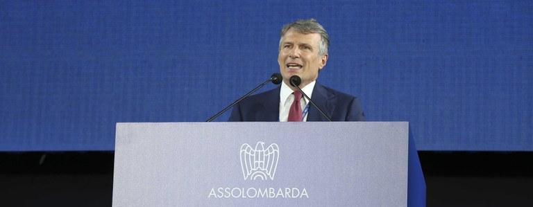 """""""Servono nuove regole per creare fiducia e investimenti"""": l'articolo a firma di Spada, Presidente Assolombarda"""