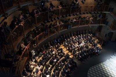 Milano, il Futuro - Il teatro