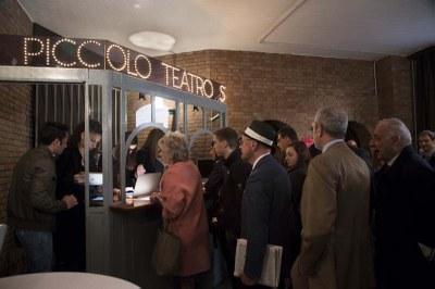 Milano, il Futuro - Piccolo Teatro Studio Melato
