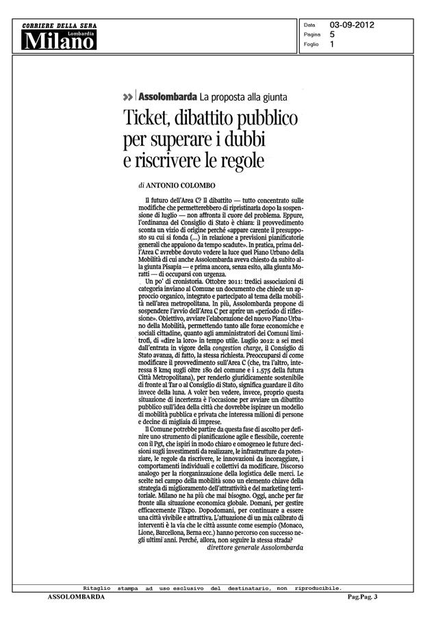 20120903 AntonioColombo - Corriere