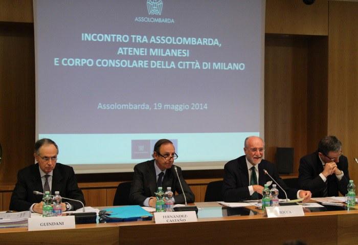 Internazionalizzazione Atenei di Milano e della Lombardia