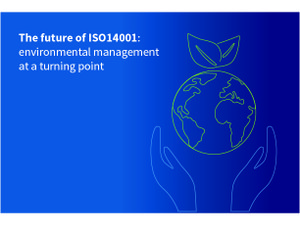 "POSTI ESAURITI Convegno: ""The future of ISO14001: environmental management at a turning point."""