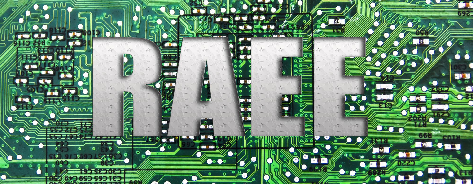RAEE - Definite le quote di mercato dei produttori AEE ed indicate le tariffe 2018 da versare entro il 31 ottobre