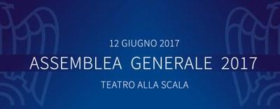 Assemblea Generale  - 12 giugno 2017