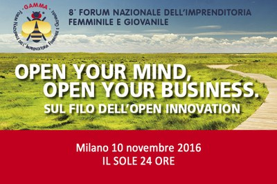 Open your mind, open your business. Sul filo dell'Open Innovation