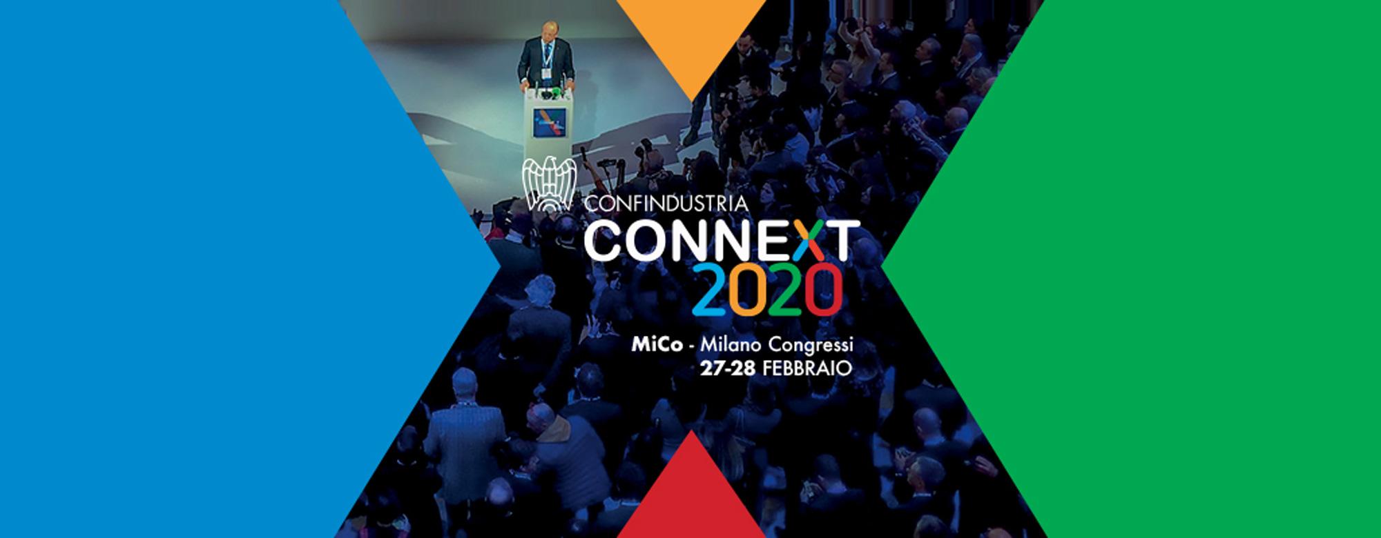 Tutti gli appuntamenti da non perdere a Connext 2020