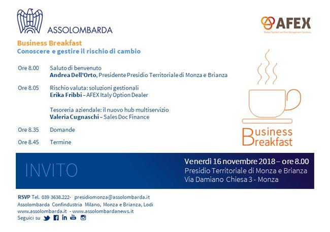 Business-breakfast