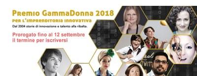 Premio GammaDomma 2018 per l'Imprenditoria innovativa