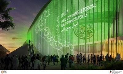 Expo 2020 Dubai: aperta gara per l'affidamento dei servizi di organizzazione eventi e di gestione del Padiglione Italia