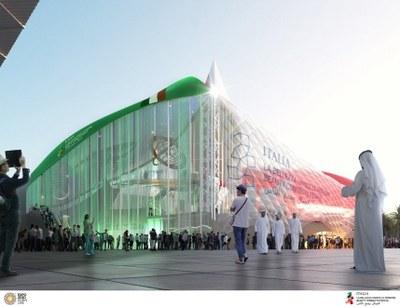 Expo 2020 Dubai: l'APP degli eventi del Padiglione Italia