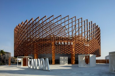 Expo 2020 Dubai: il Padiglione del Canada accoglie il mondo con 'Future of the Mind'