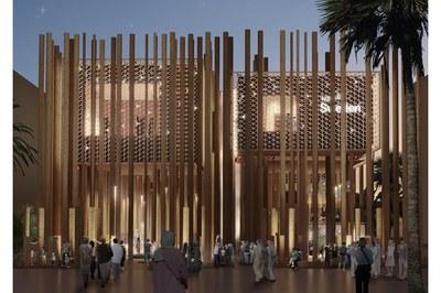 Expo 2020 Dubai: Padiglione della Svezia