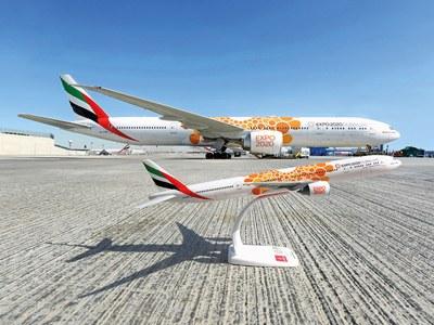 Expo 2020 Dubai: l'Expo in volo