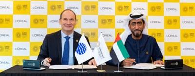 Expo 2020 Dubai: L'Oreal diventa il partner