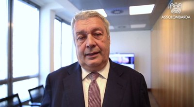 "Libro ""Fisco, imprese e crescita"" - Intervista a Domenico Siniscalco"
