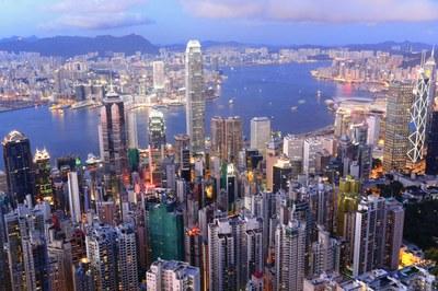 Hong Kong:Think Asia, Think Hong Kong. Simposio e incontri d'affari, 30 ottobre